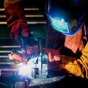 Metallverarbeitung: Hier Schweißen | Lohnfertigung